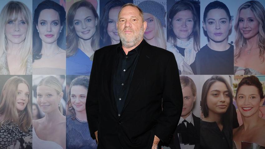 Cinsel taciz skandalında yeni gelişme! 25 milyon dolara anlaştı!