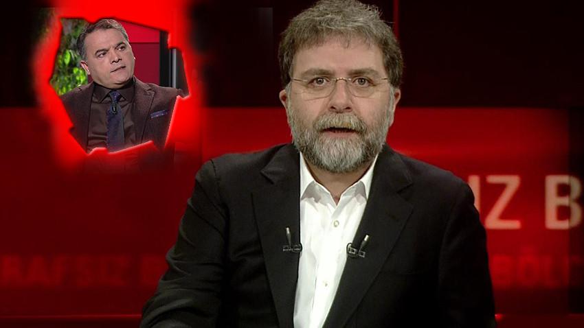 Ahmet Hakan'dan CHP'nin tepe ismine çarpıcı soru: 'Kumpasçı'nın sitesinde ne işin var?