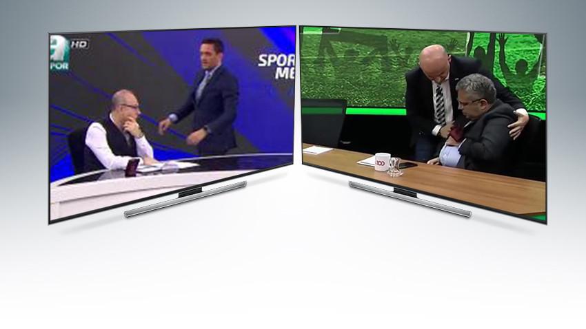 Spor programlarında şok! Ünlü yorumcular canlı yayında baygınlık geçirdi