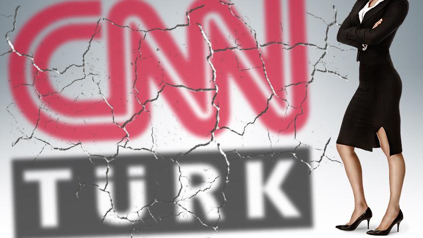 CNN Türk'te sürpriz ayrılık! 10 yıldır görev yapıyordu!