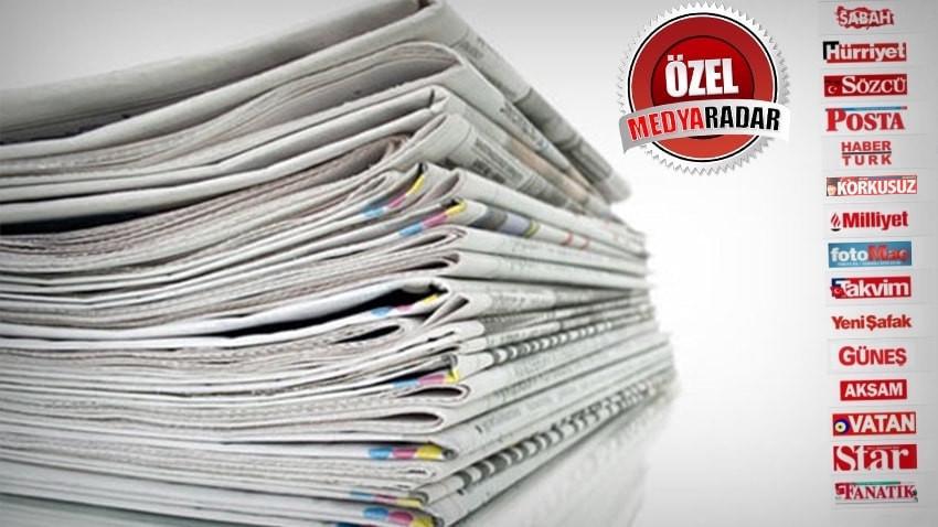Sözcü'den tiraj atağı! Hangi gazete ne kadar sattı?