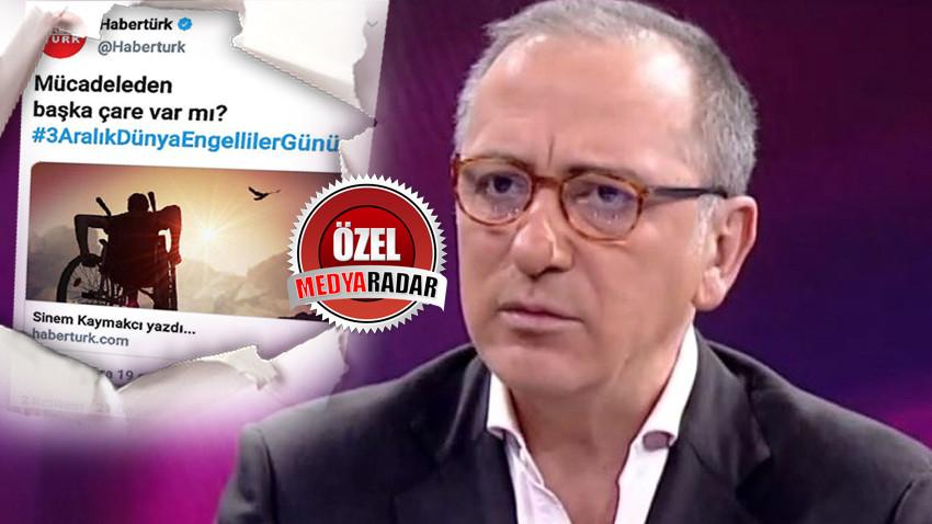Habertürk'te ilginç olaylar dizisi! Fatih Altaylı'nın 'histerik' dediği iddialar gerçek çıktı!