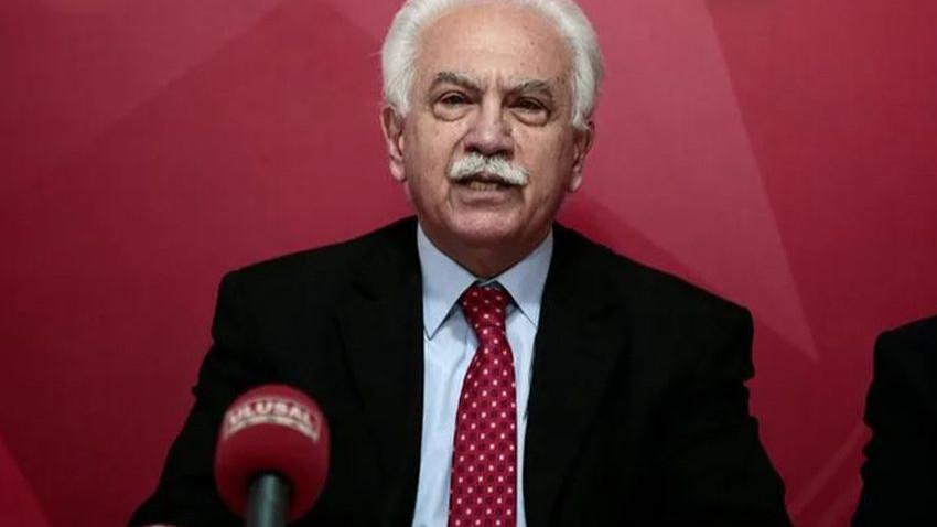 Perinçek'ten İBB'ye Demirtaş tepkisi: Bu Mehmetçiğe kurşundur