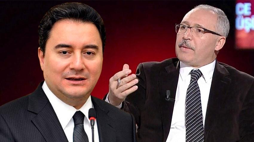 Selvi'den yeni parti kulisleri! Babacan'ın partisinin ismi ve logosu belli oldu!