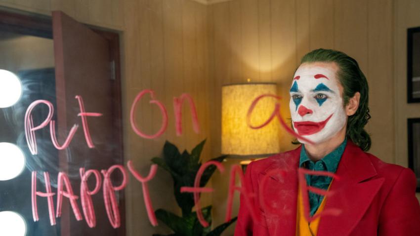 Joker filmindeki sahne gerçek oldu!