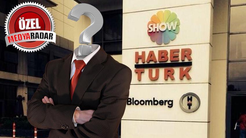 Habertürk TV'de üst düzey deprem! Görevi bıraktı!