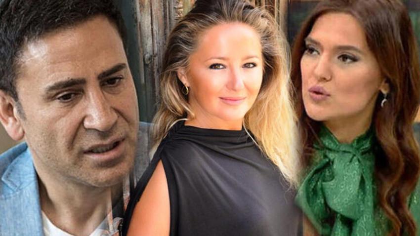 Pınar Aylin ve İzzet Yıldızhan açtı ağzını yumdu gözünü! 'Demet Akalın haindir'