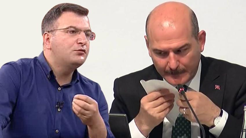 """Cem Küçük Süleyman Soylu bilinmeyenini ifşa etti: """"Vallahi gazetecilik ölmüş"""""""