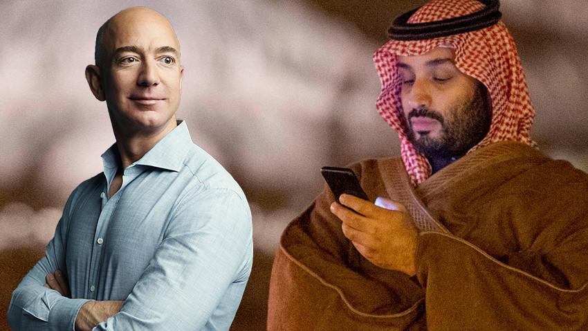 Prens Selman, Jeff Bezos'un telefonunu 'hackletti'