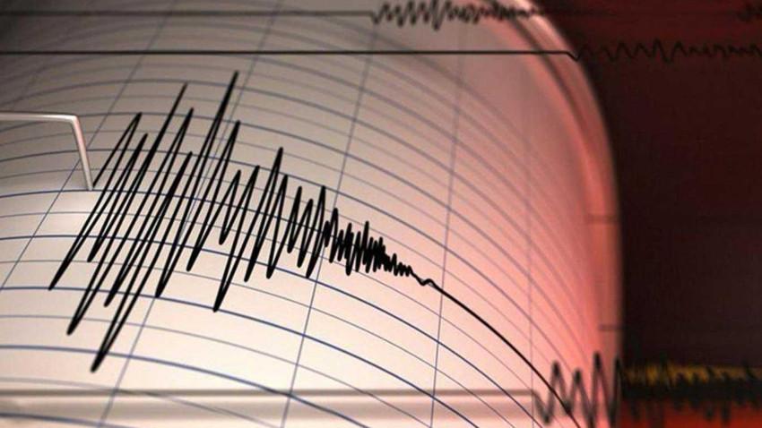 Ankara depremle sallandı!