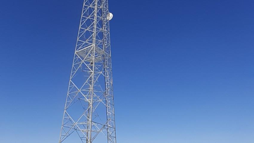 Türk Telekom, Ağrı'ya güneş enerjili baz istasyonu kurdu!