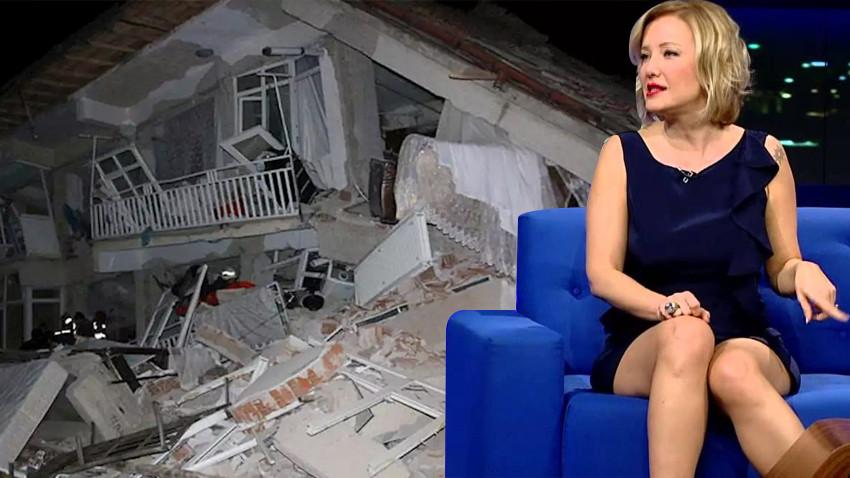 Berna Laçin'den 'soruşturma' açıklaması: Benim haberim yok!