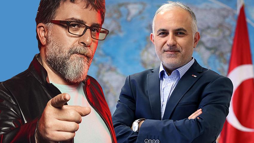 """Ahmet Hakan'dan Kızılay'a tepki! """"Bir dur be kardeşim…"""""""