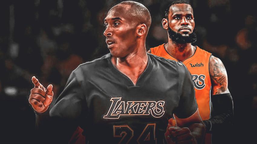 BBC, anma videosu hazırlarken Kobe Bryant'la LeBron James'i karıştırdı