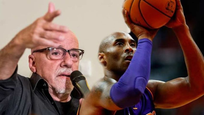 Paul Coelho'dan Kobe Bryant hayranlarını yıkan karar!