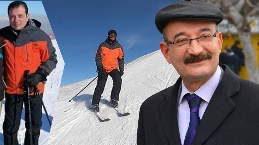 Emin Pazarcı'dan Ekrem İmamoğlu'na 'tatil' tepkisi: Sözün bittiği yer bu...
