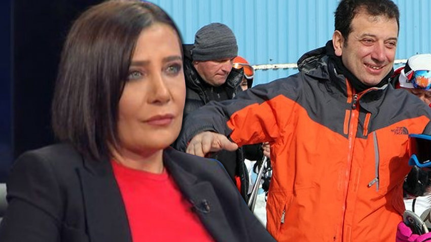 İmamoğlu'na bir tepki de Sevilay Yılman'dan! Kılıçdaroğlu 'tatil' hesabı sorar mı?