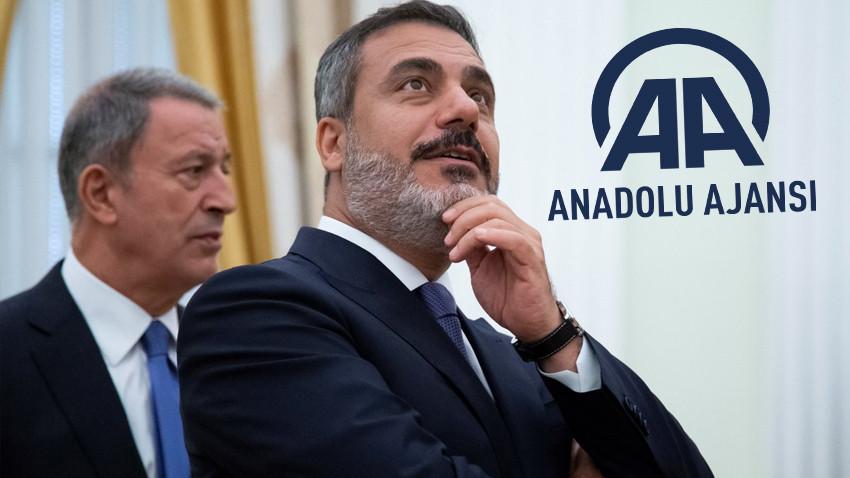 İsrailli gazeteci konuştu! AA Hakan Fidan haberinde tercüme hatası mı yaptı?