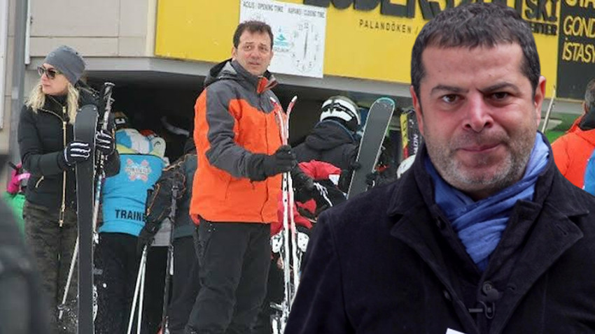 Cüneyt Özdemir'den Ekrem İmamoğlu'na sert tepki ile ilgili görsel sonucu