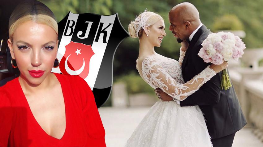 Beşiktaş'ta Theodore krizi! 'Sen kimsin benim eşim hakkında...'