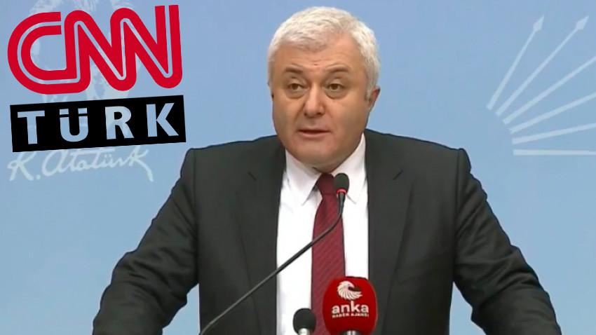 CHP CNN Türk'e 'boykot'u neden başlattı? Bomba 'Tuncay Özkan' iddiası!