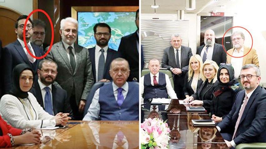 Ahmet Hakan o fotoğrafın perde arkasını yazdı!