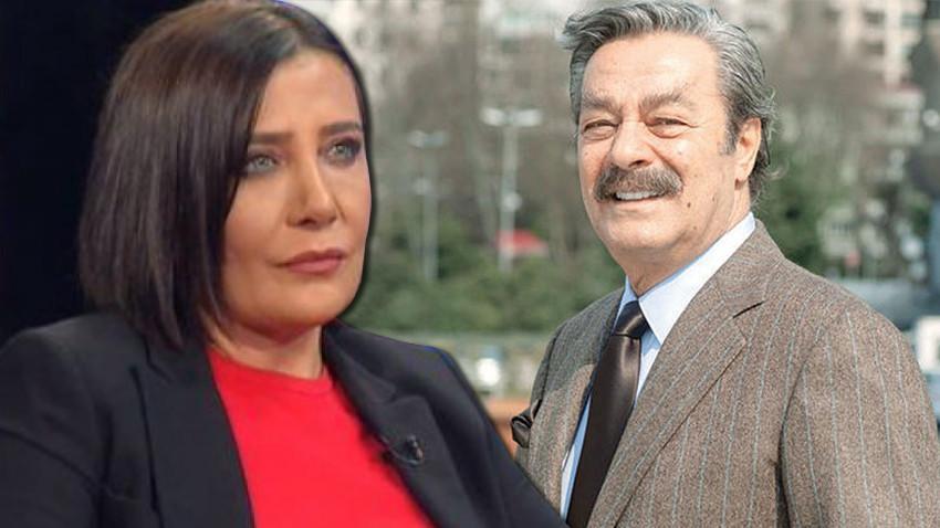 """Sevilay Yılman'dan Kadir İnanır'a destek! """"Çok ayıp ediliyor"""""""