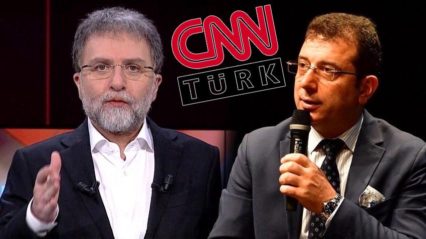 Ekrem İmamoğlu'nun 'iptal kararı' Ahmet Hakan'ın canını sıktı! Rozet hatırlatması yaptı...
