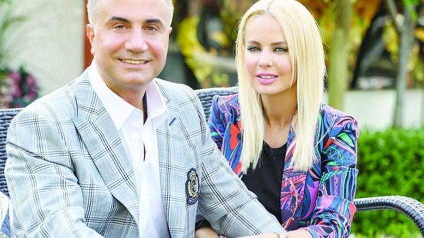'Boşandı' deniliyordu...Sedat Peker'in eşinden flaş açıklama!
