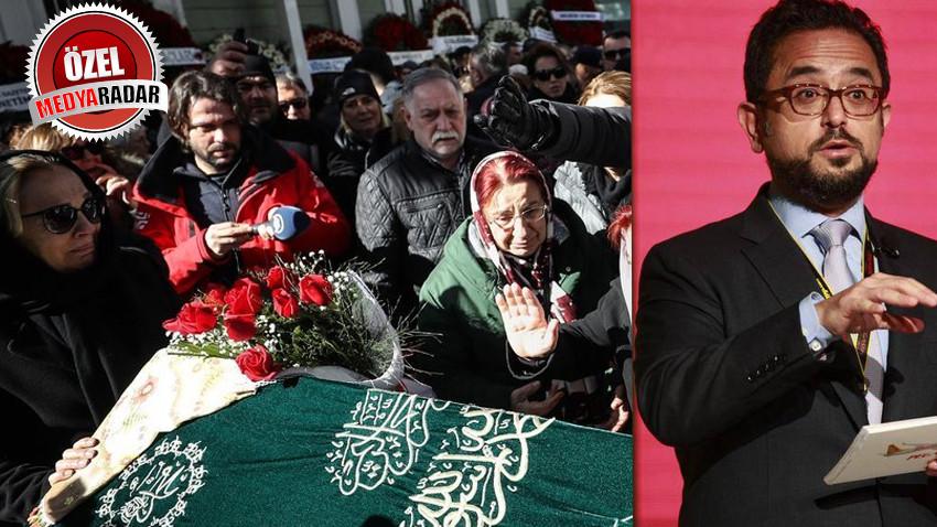 Gözyaşlarıyla uğurlandı! Alev Gençoğlu'nun cenazesinde Ali Sabancı detayı!