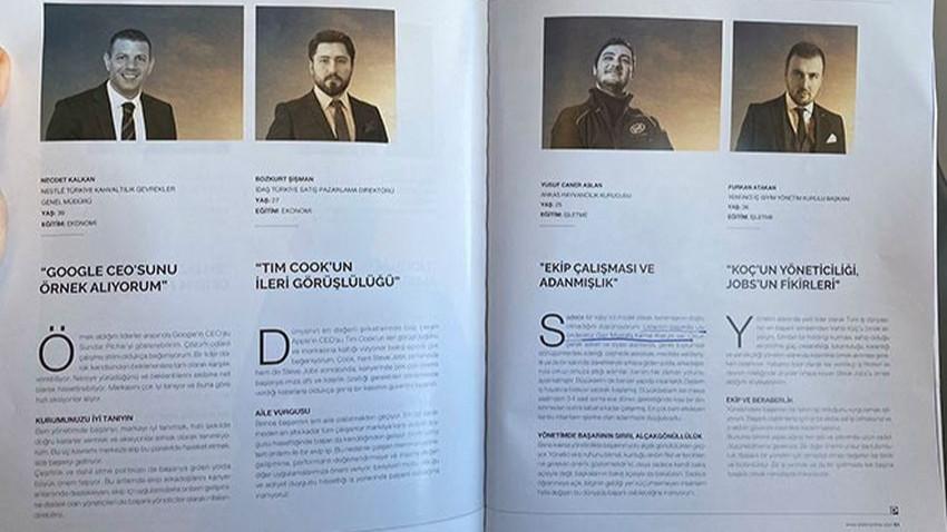 """Platin Dergisi'nden skandal Atatürk sansürü! """"Düşman işgalinde miyiz, neyiz?"""""""