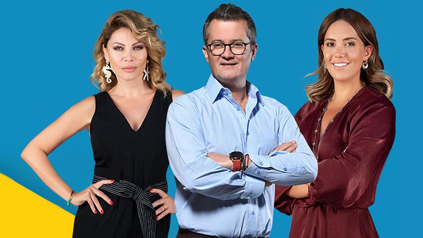 TV8'de flaş gelişme! Seray Sever Gel Konuşalım'a neden veda etti?