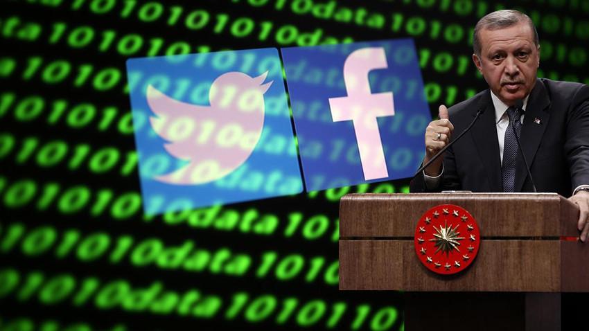 Erdoğan'dan 'müdahale' sinyali: Sosyal medya tam bir çöplüğe dönüştü