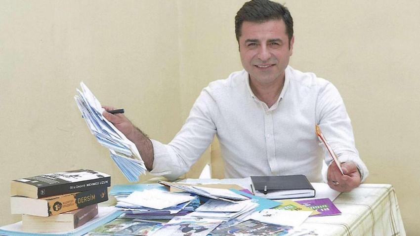 Selahattin Demirtaş köşe yazarlığına başlıyor! Hangi gazetede yayınlanacak?