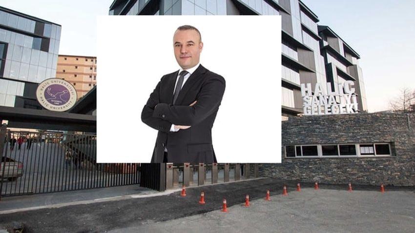 Haliç Üniversitesi eski mütevelli heyeti başkanı tutuklandı