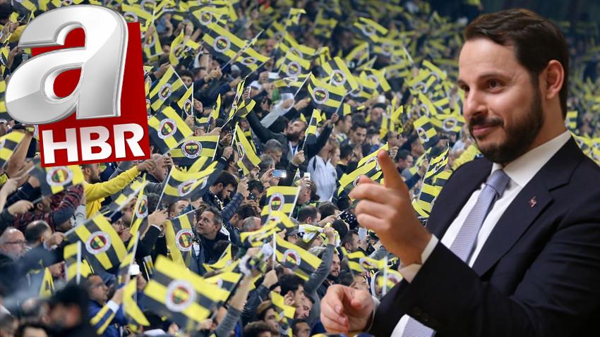Fenerbahçe ve A Haber arasında Berat Albayrak kavgası! Mesele futbol değil!
