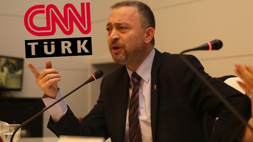 Ümit Kocasakal CHP'nin CNN Türk boykotunu deldi!