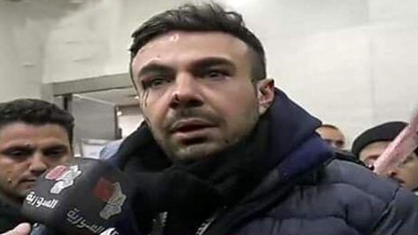 Türk askerine hakaret eden muhabir füzeyle vuruldu