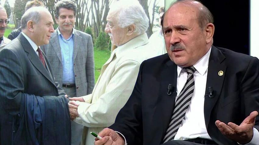 """FETÖ, Burhan Kuzu'ya geçmişi hatırlattı! """"Erdoğan'a söyle beni Cumhurbaşkanı yapsın"""""""