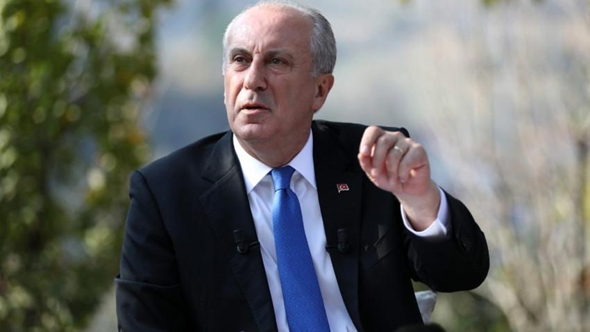 Belediye Başkanı Muharrem İnce'ye kafa mı attı?