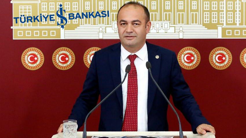 """Özgür Karabat'tan İş Bankası açıklaması! """"CHP bu karara direnir"""""""