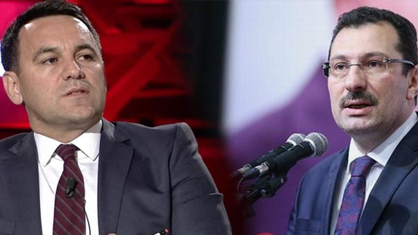 """Deniz Zeyrek'ten Ali İhsan Yavuz'a eleştiri! """"Epifizimiz sertleşti mi sandın?"""""""