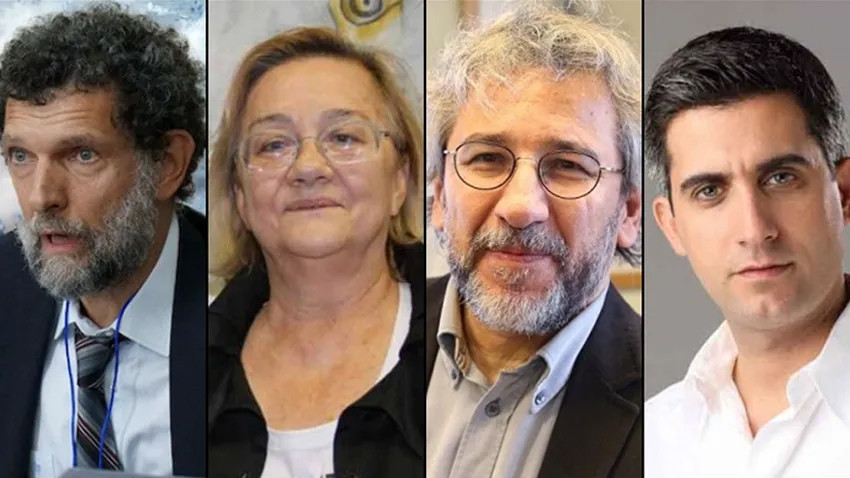 Gezi Parkı davasında flaş karar! Osman Kavala'ya tahliye, 9 sanığa beraat!