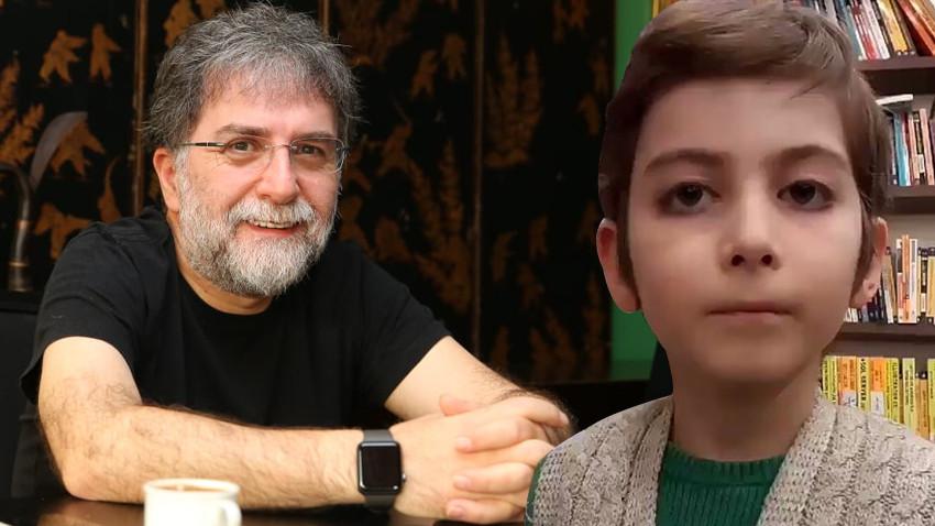 """'Dahi çocuk' Atakan Ahmet Hakan'ı da şaşırttı! """"Anne-babasının yerinde olsam..."""""""