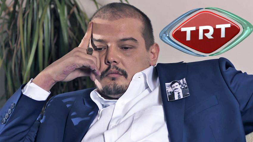 TRT dizisinde Arda Kural sürprizi! Yeni imajı şaşırttı!