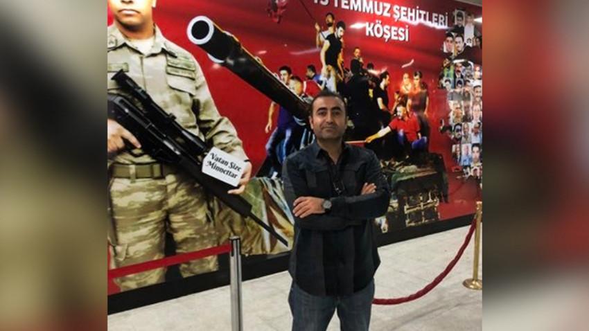 """Anadolu Ajansı muhabirinden Osman Kavala için skandal sözler! """"Belki eşcinsel ve Henri Barkey de..""""."""