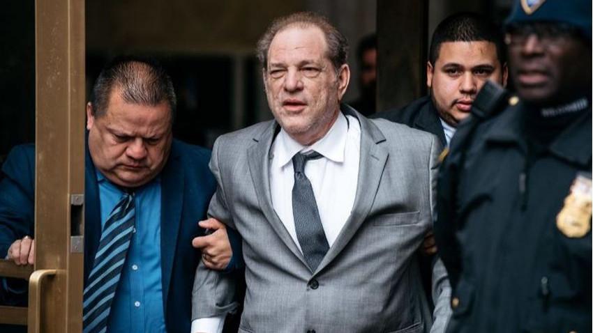 ABD'li yapımcı Harvey Weinstein'ın tecavüz davasında karar..