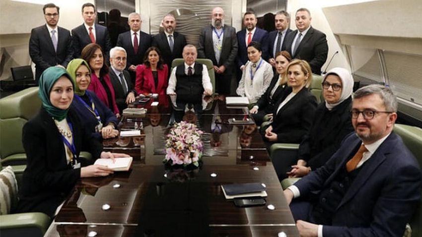 Cumhurbaşkanı Erdoğan açıkladı: FOX muhabirinin sorusuna celallendim çünkü..