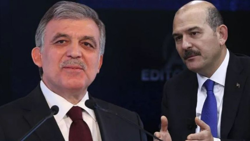 """Bakan Soylu'dan Abdullah Gül tepkisi: """"Ağzımı açtırmasınlar..."""""""
