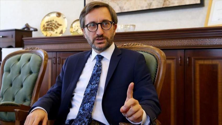 Fahrettin Altun'dan 'sokağa çıkma yasağı uygulanacak' iddialarına açıklama